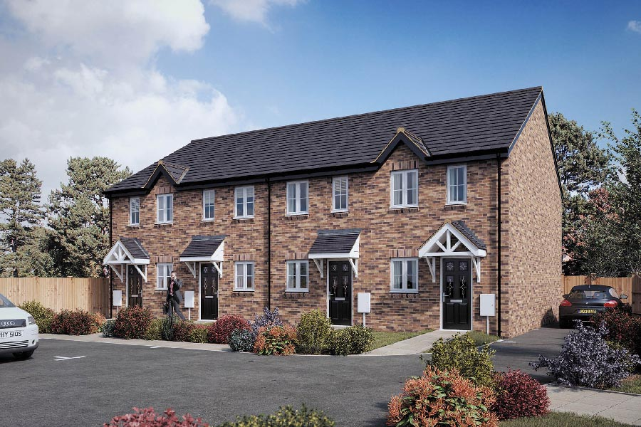 New Homes Willenhall