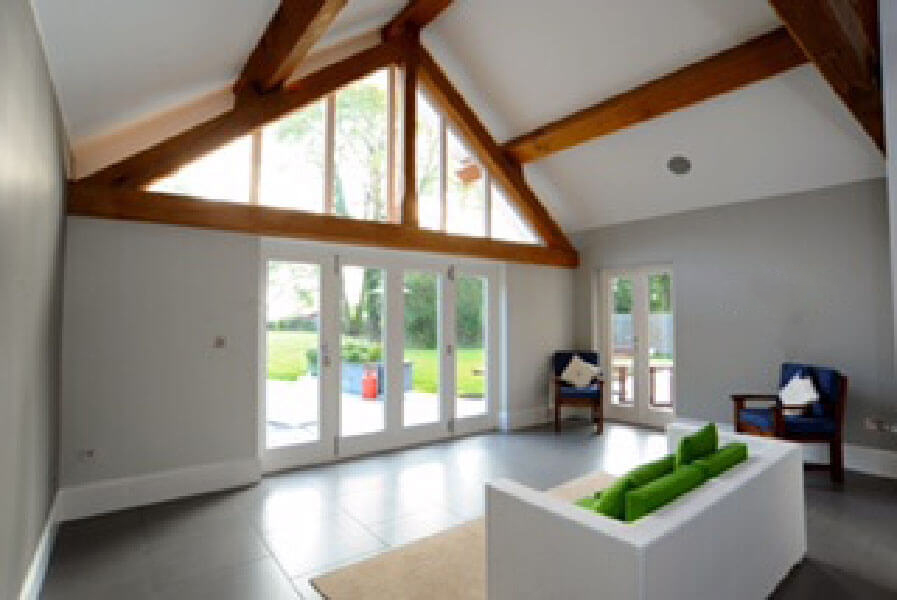 Modern New Build Home Solihull Harrison Homes Group