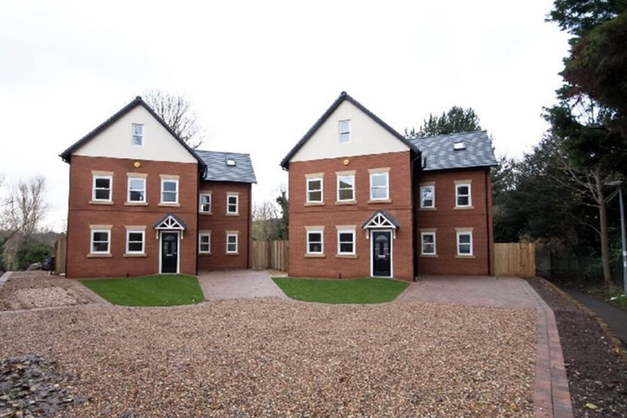 New Build Houses West London Harrison Homes Group