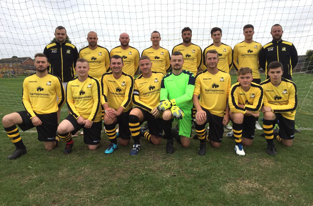 Proud to Support the Joiners Arms FC Stafford